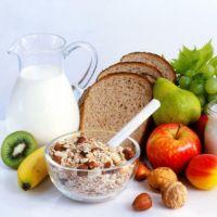 Питание при раке легких. примеры диет при раке легких
