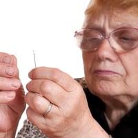 Особенности восстановления зрения после инсульта