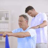 Комплекс упражнений при переломе плеча