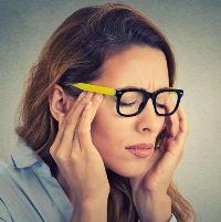 Точки от головной боли для массажа в висках, лечение акупунктурой