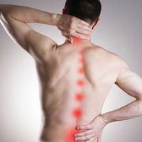 Остеохондроз с корешковым синдромом шейного, грудного и поясничного отдела
