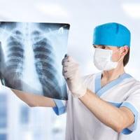 Видно ли пневмонию на флюорографии