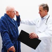 Ухудшение памяти у пожилых людей