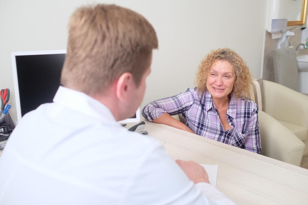 Консультация психиатра, психолога, психотерапевта