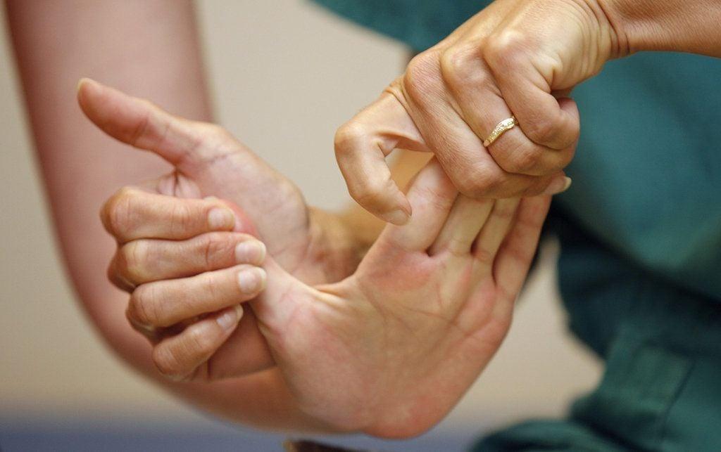 Лечебная физкультура при инсульте