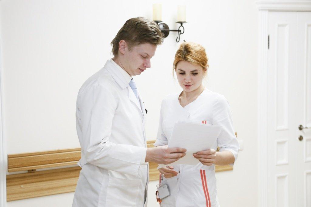 Симптоматическая терапия при циррозе печени