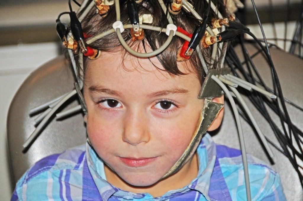 Детское ЭЭГ головного мозга в Москве