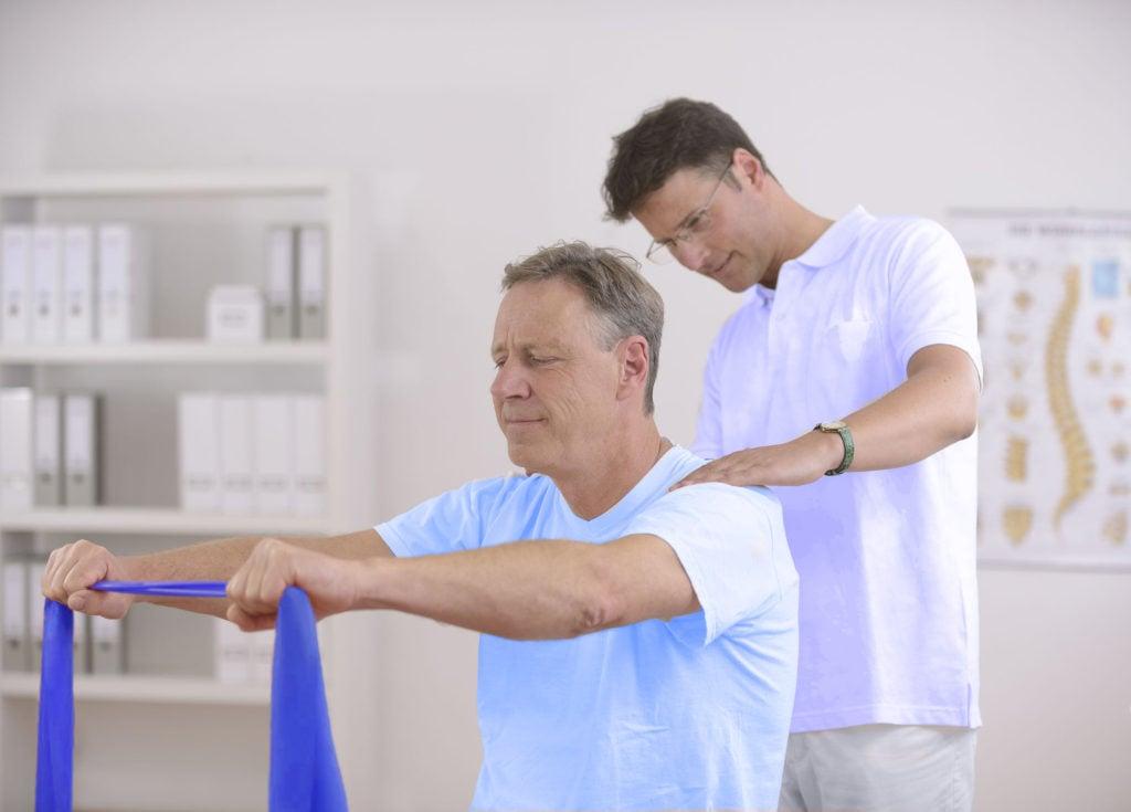 ЛФК при переломе плечевой кости