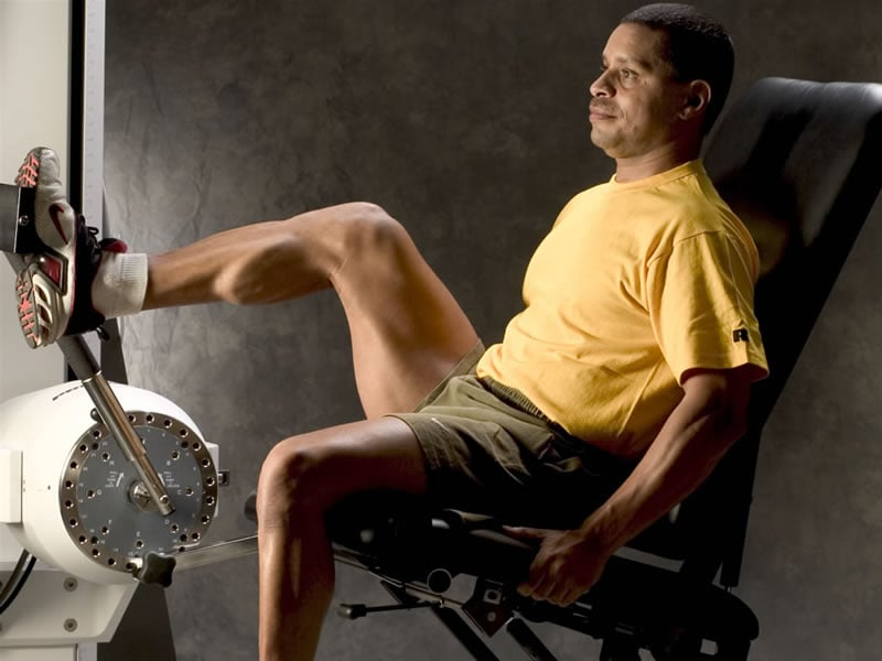Лечебная физкультура после эндопротезирования тазобедренного сустава