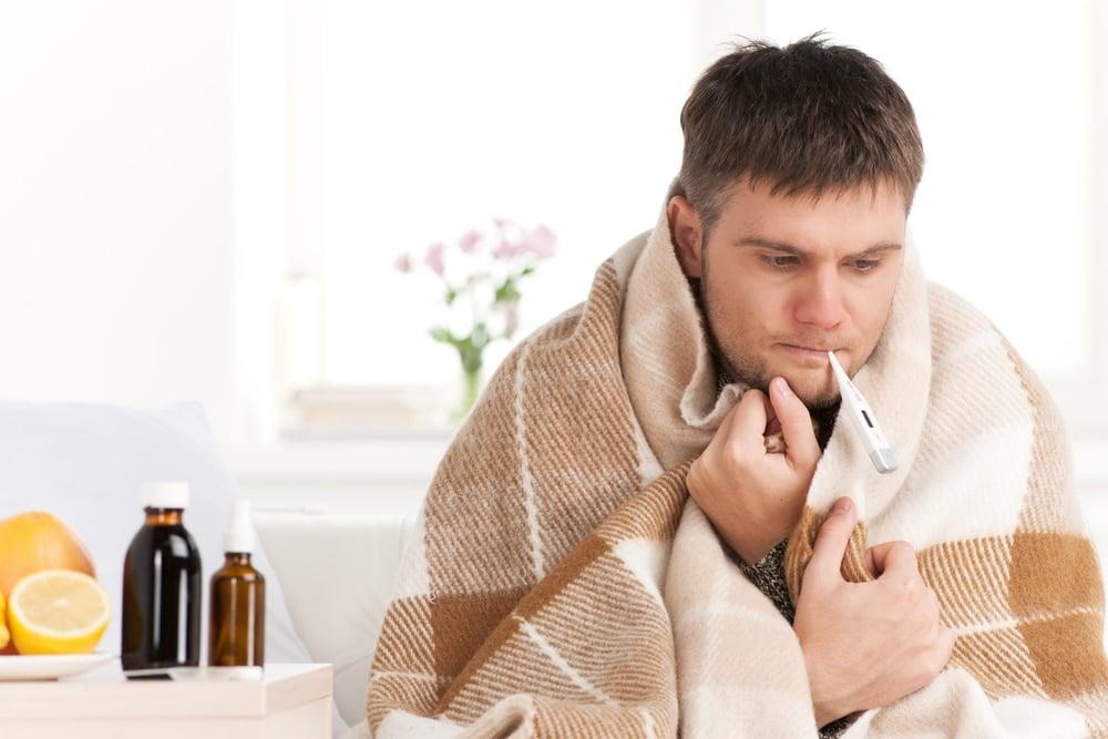 Односторонняя пневмония