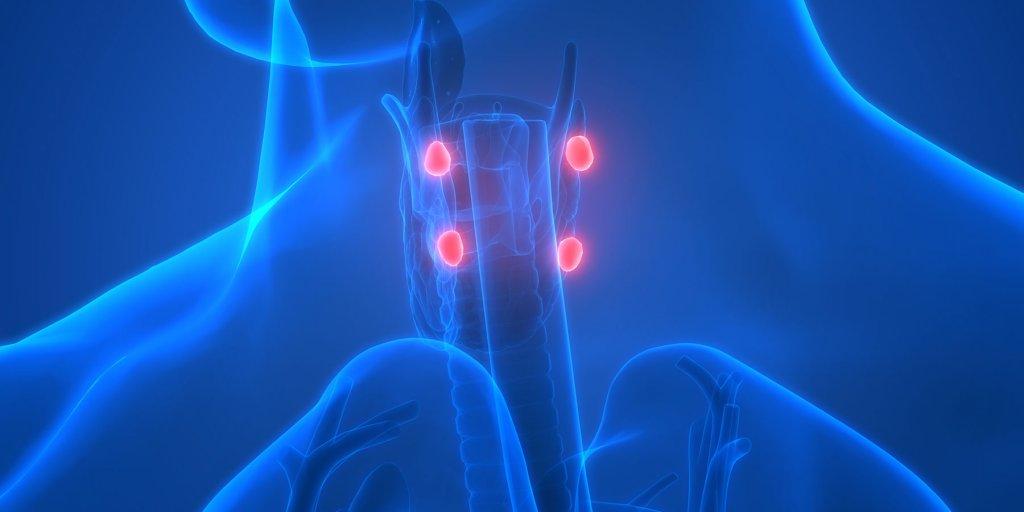 Рак горла рентген