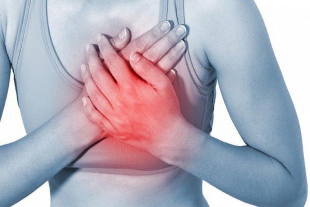 Киста грудной железы у женщин