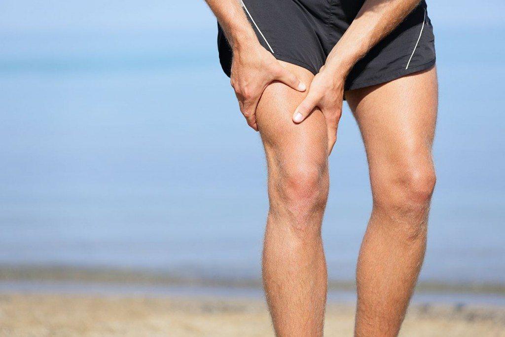 Мышечная боль в ногах