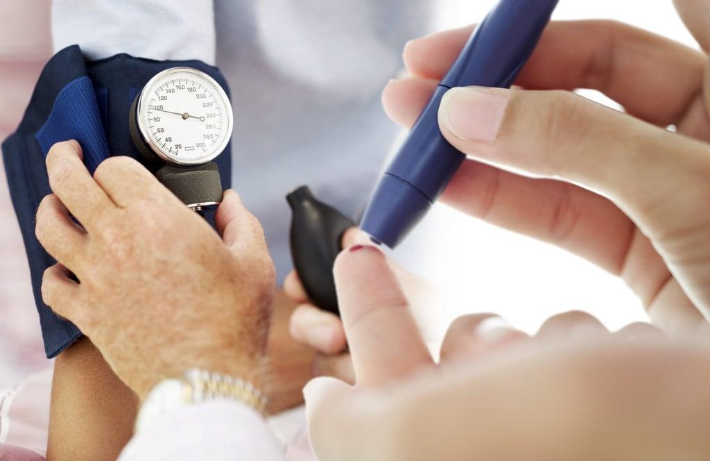 Гипотензивная терапия при сахарном диабете