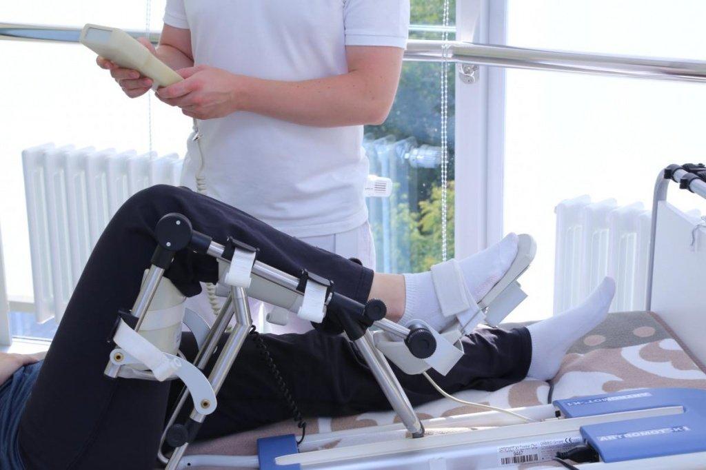 Изображение - Восстановление после замены коленного сустава a71389fb34a65b6144032eff55828550