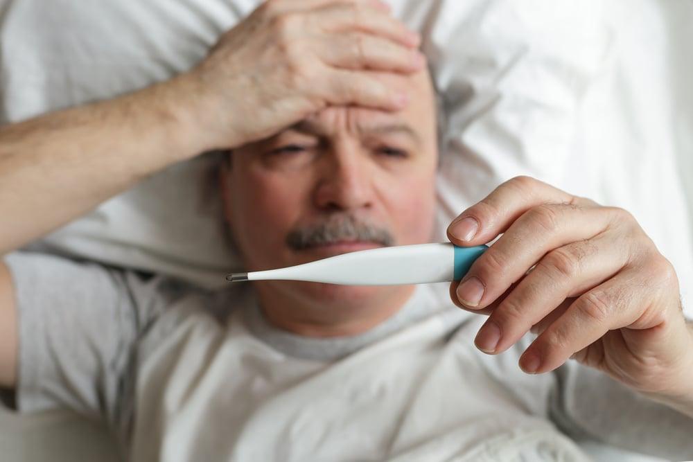 Признаки менингита у взрослых