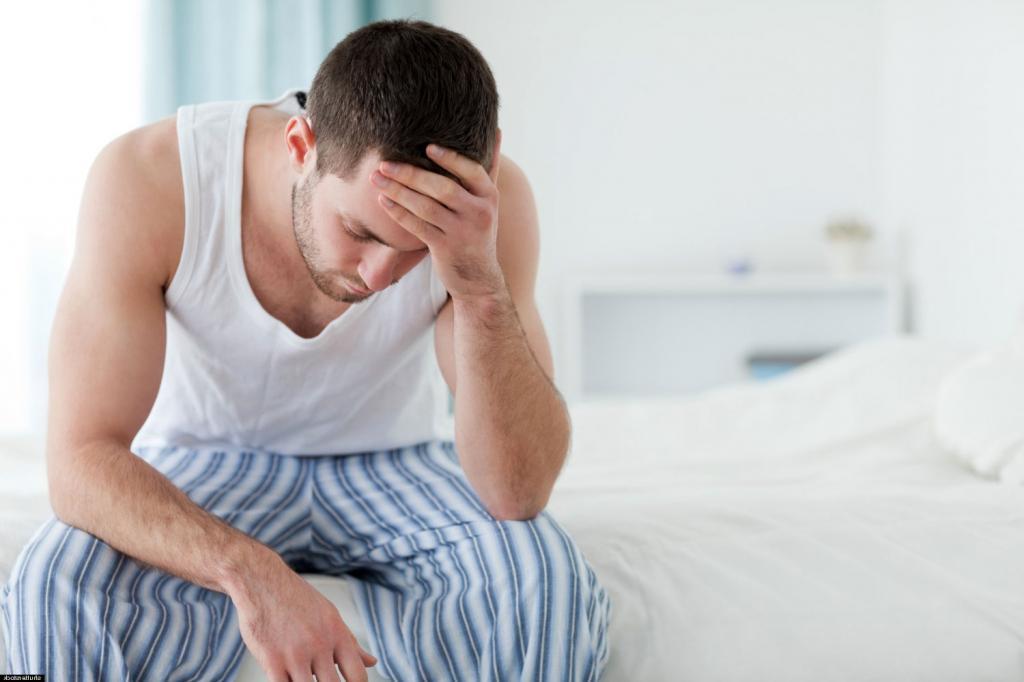 Рак яичек у мужчин