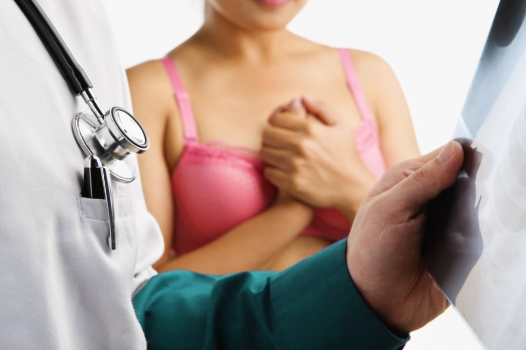 Рак груди болит или нет 1