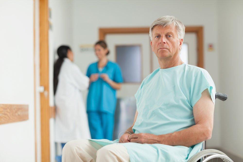 Онкология мочевого пузыря у мужчин