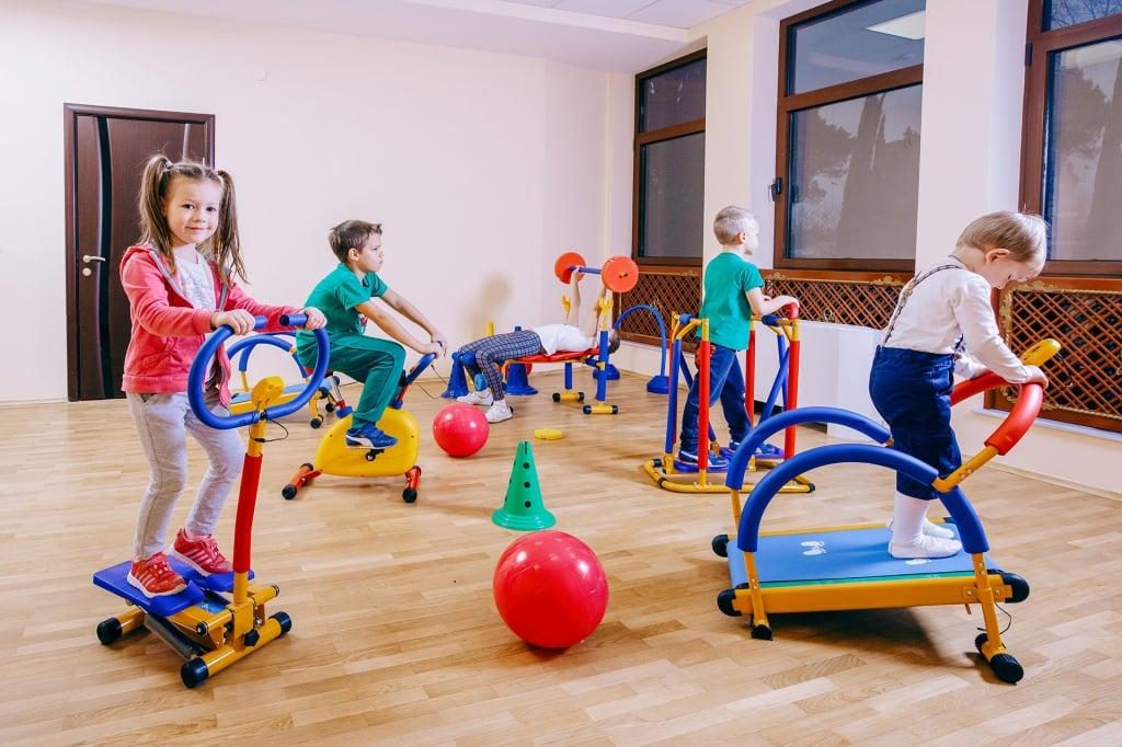 Лечебная физкультура для детей: общие понятия и правила проведения