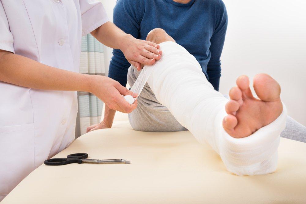 Травмы после ДТП