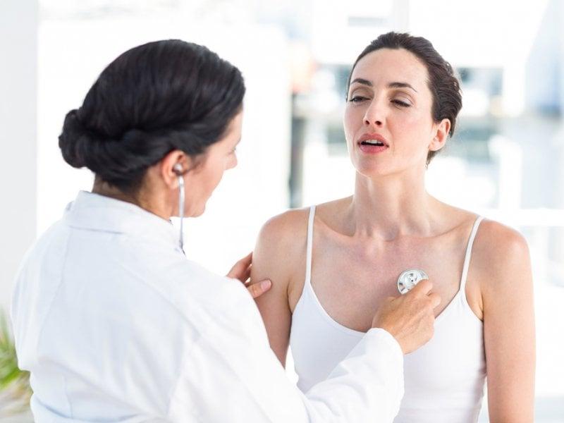 Воспаление лёгких при беременности