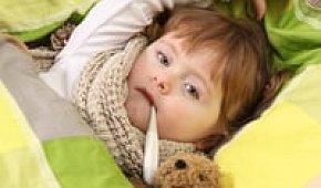 Как распознать воспаление легких у ребенка