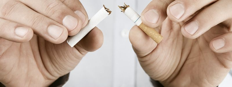 Почему после инсульта бросают курить