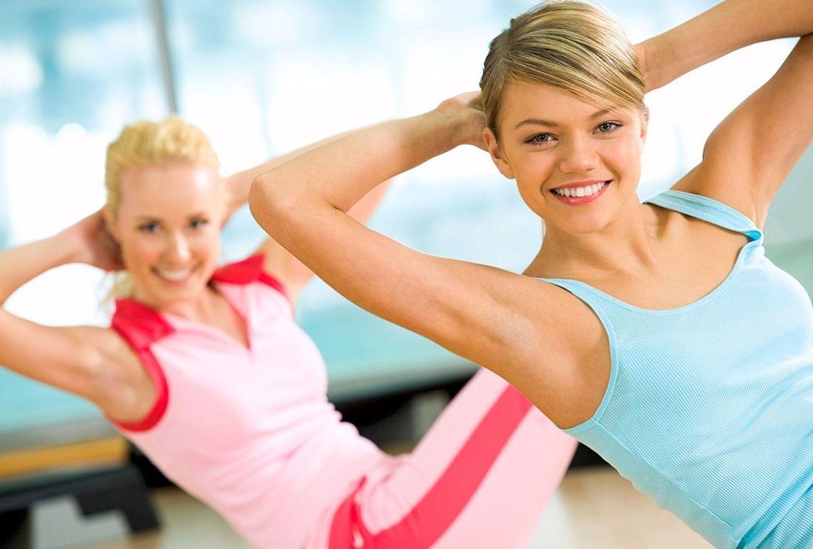 Минутные упражнения заменят часовую тренировку