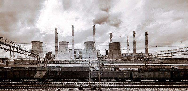 инсульт от загрязненного воздуха