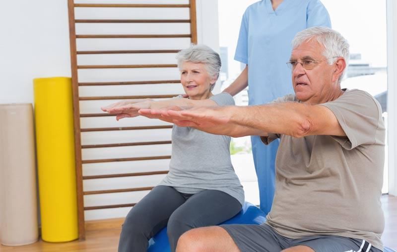 лечебная физкультура в реабилитации больных паркинсоном