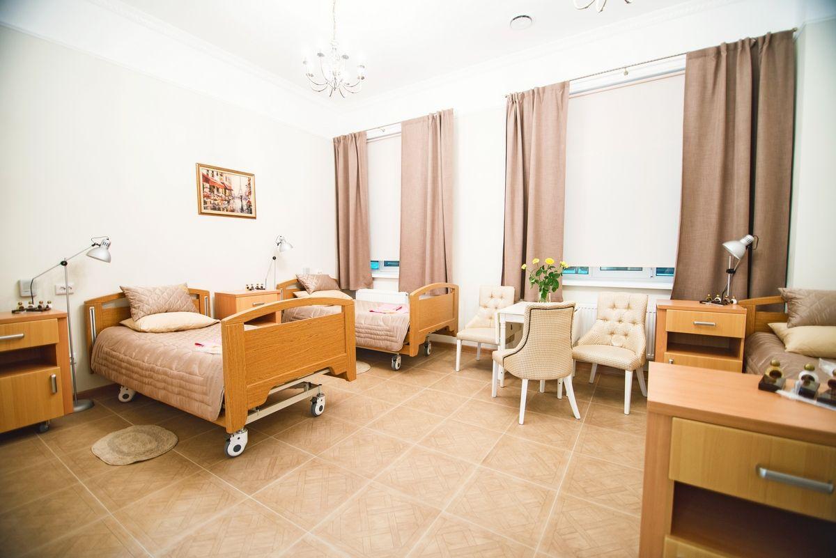 Комфортные палаты в стационаре Юсуповской больницы